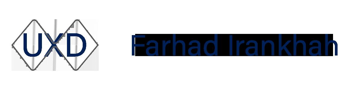 Farhad irankhah UX design portfolio